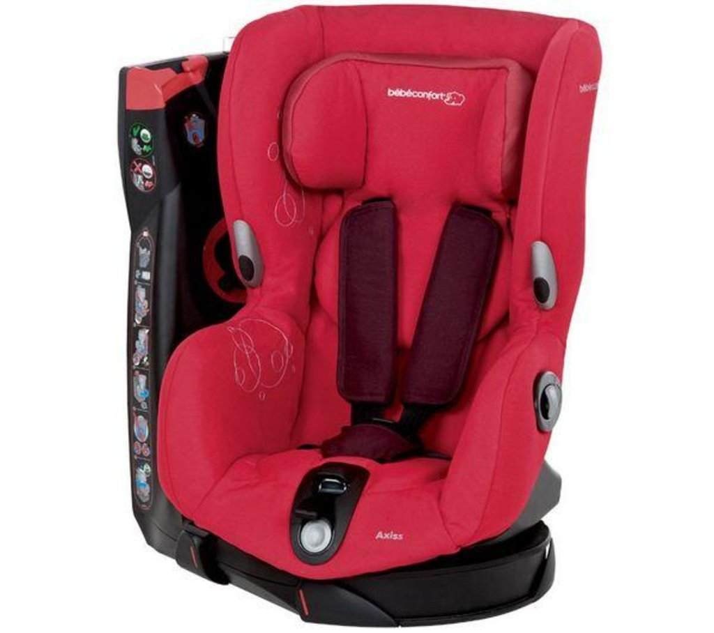 Siege Auto Axiss Rose Siège Auto Axiss Intense Red