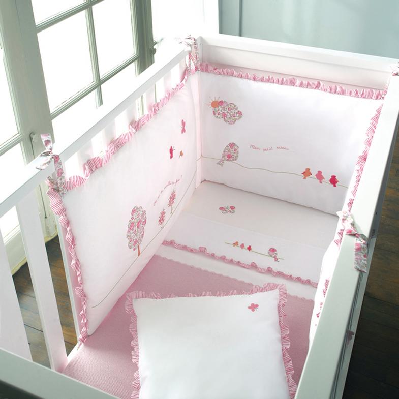 Je veux la plus belle des chambres pour ma 2 eme princesse page 12 - Tour de lit liberty rose ...
