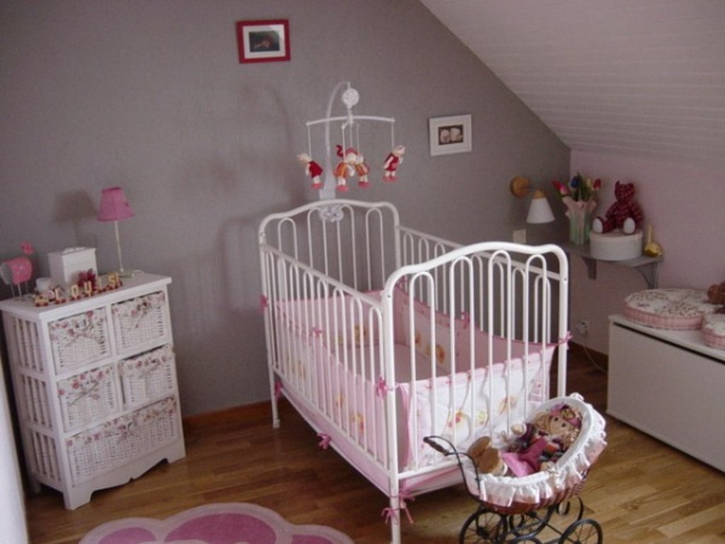 Awesome Chambre Grise Et Mauve Bebe Pictures - Yourmentor.info ...