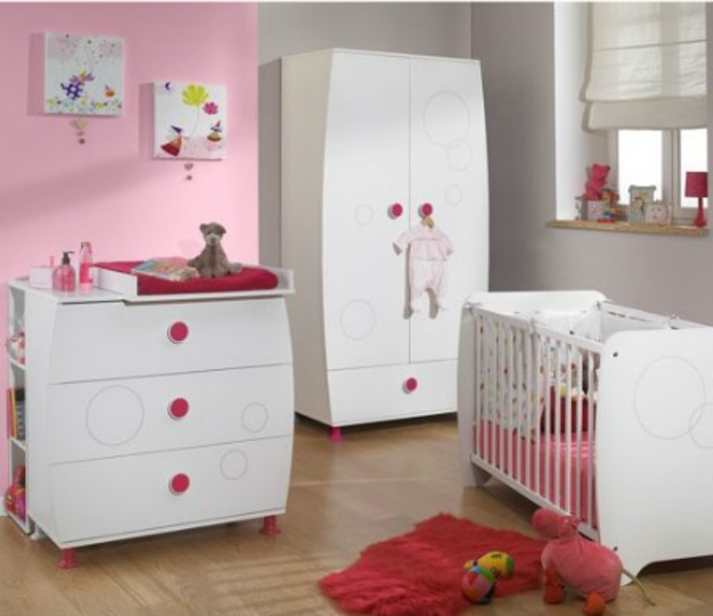 Rideau chambre bebe la collection flocon lourson de for Collection chambre bebe
