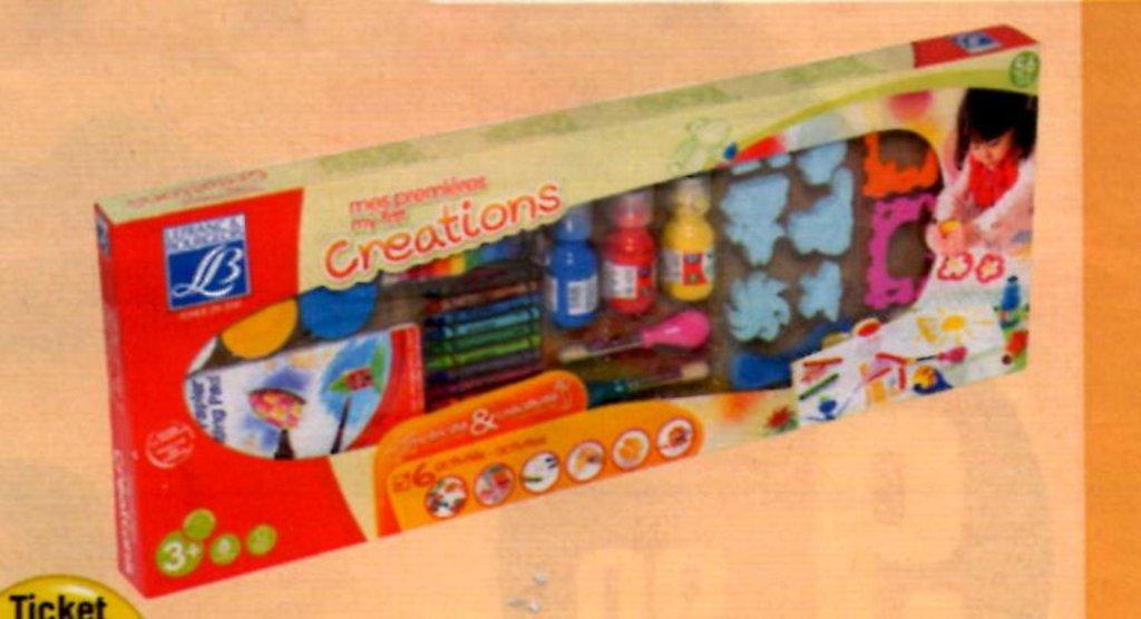 Liste de no l de zaho sur mes envies - Coffret coloriage cars leclerc ...